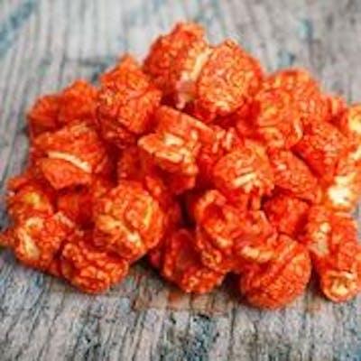 Volcanic Cajun Popcorn