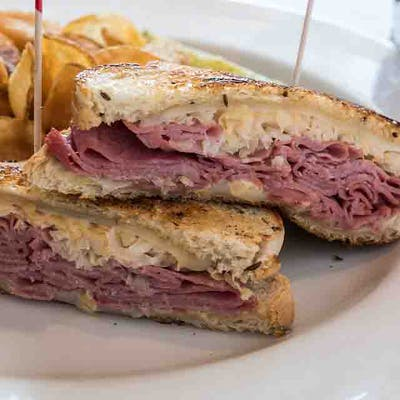 Ryan Street Reuben Sandwich