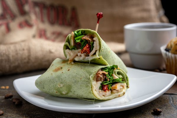 Sweet Turkey Wrap