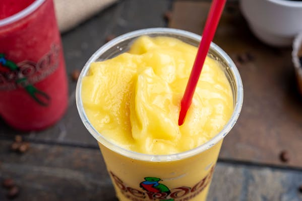 Mango Monsoon Smoothie