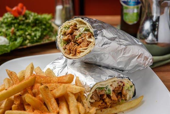21. Shawarma Sandwich