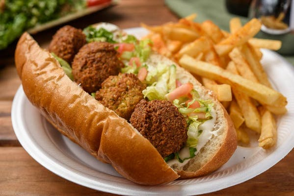 22. Falafel Sandwich