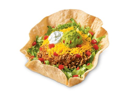 Big Freak'n Taco Salad