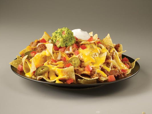 Big Freak'n Nachos