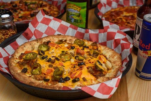 Nacho Supreme Pizza
