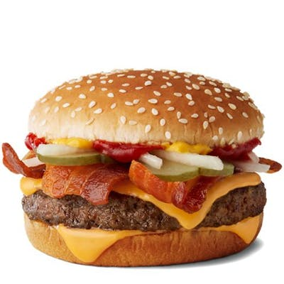 Quarter Pounder with Cheese & Bacon