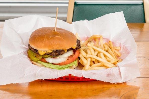 Motor City Burger