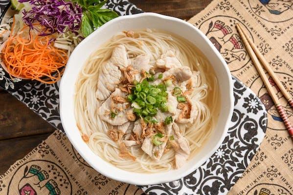 Thai Noodles Soup