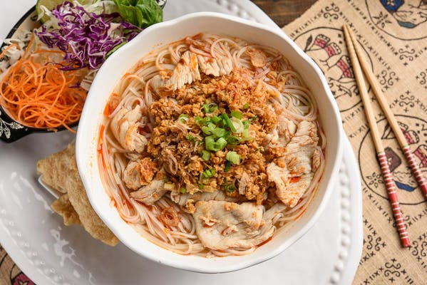 Northern Style Noodles Soup