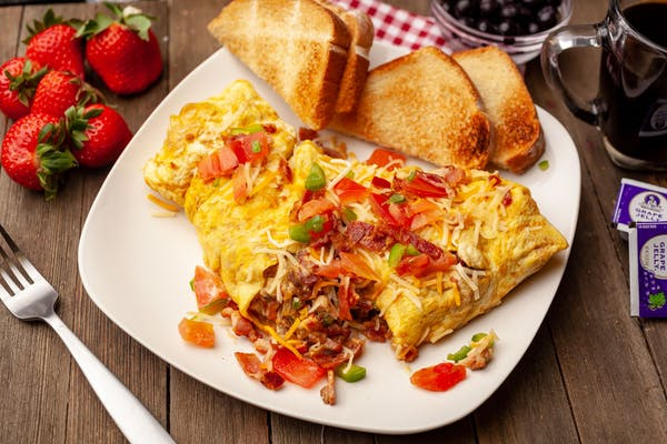 The Big Petey Omelet
