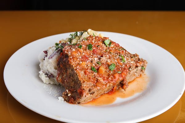 Meatloaf Daily Special