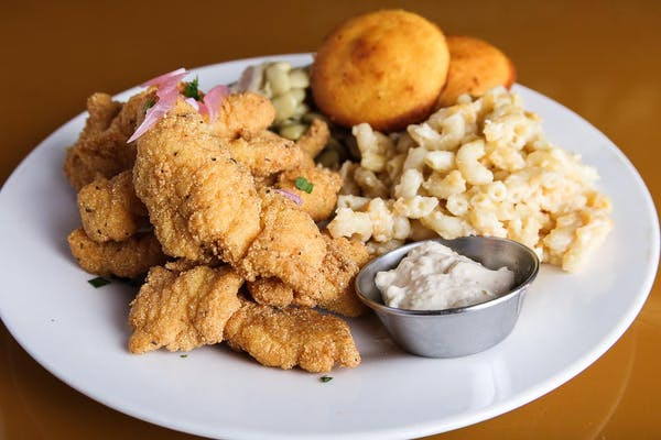 Fried Catfish Daily Special