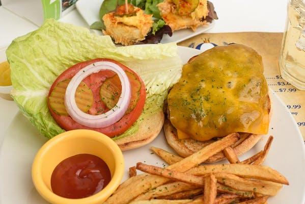Qulture Burger
