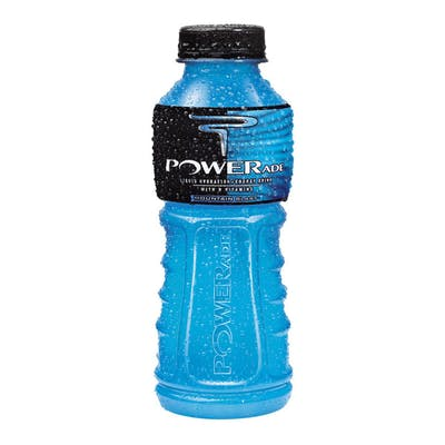 Blue Powerade