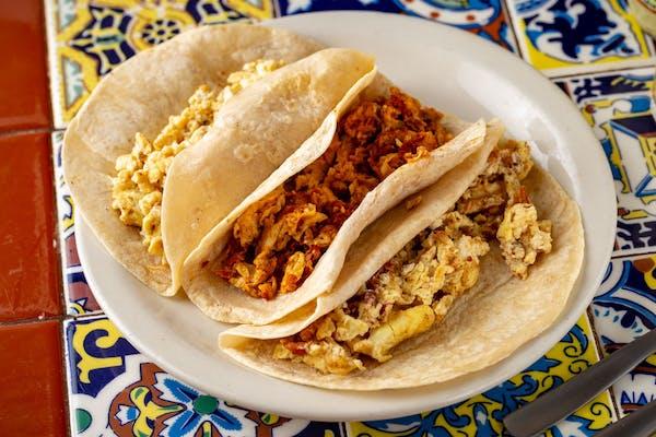 BYO Breakfast Taco