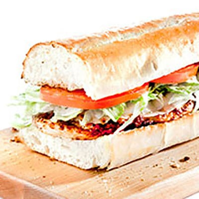 Grilled Chicken Hoagie