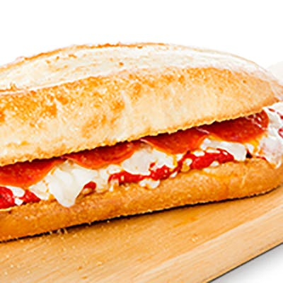 Pizzaroni Hoagie