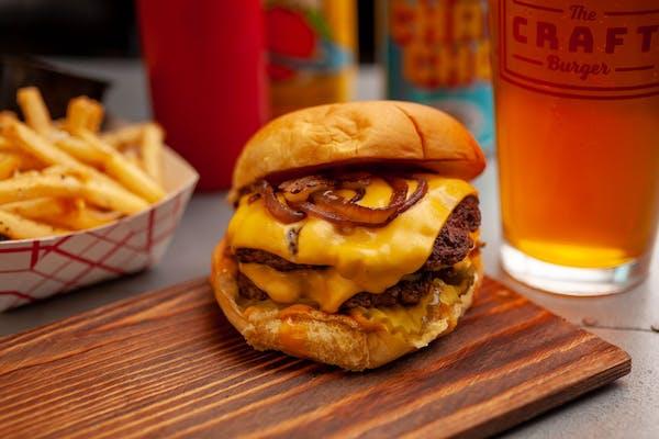 The Craft Burger