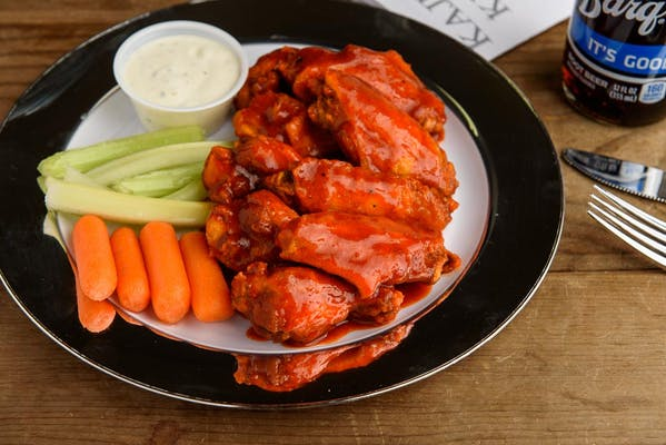 (6 pc.) Wing Combo
