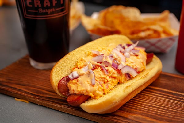 Pimento Cheese Dog