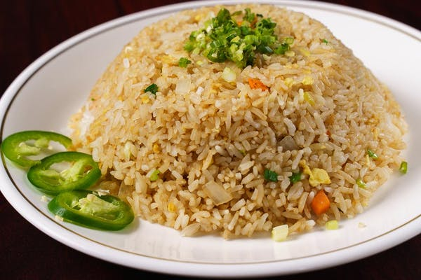 2. Side of Hibachi Rice