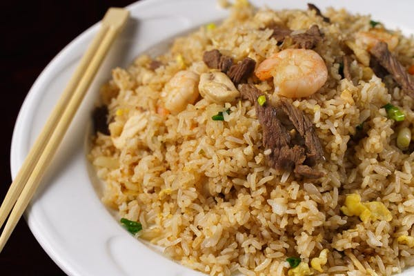 4. Combination Fried Rice