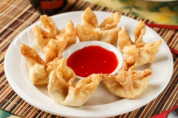 Crabmeat Rangoon