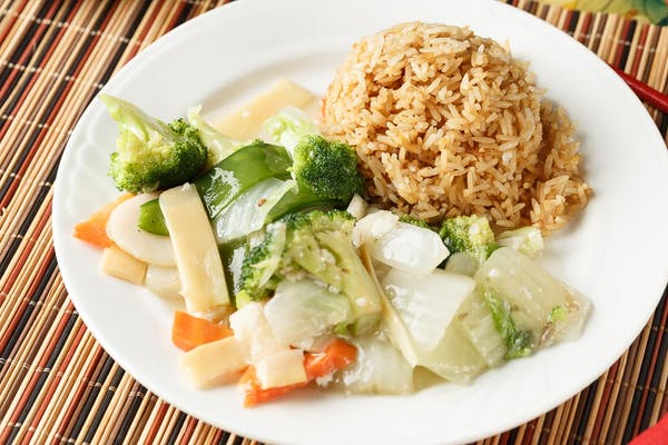 L1. Vegetarian's Delight