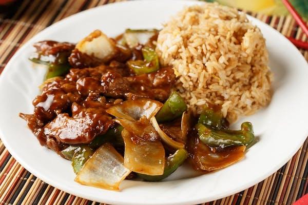 L11. Green Pepper Steak