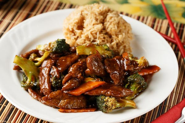 L12. Beef with Broccoli