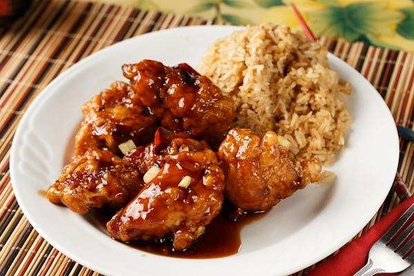 L13. General Tso's Chicken