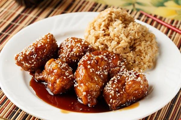 L14. Sesame Chicken