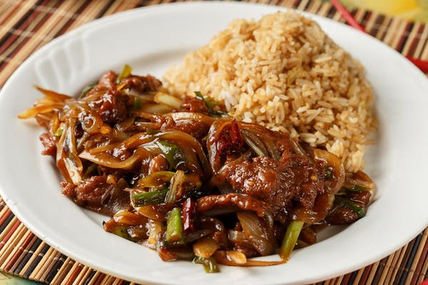 L21. Mongolian Beef