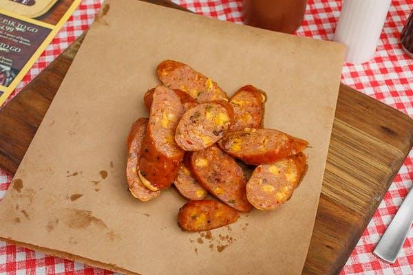 (½ lb.) Jalapeño Cheese Sausage