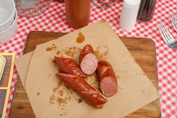(½ lb.) German Sausage