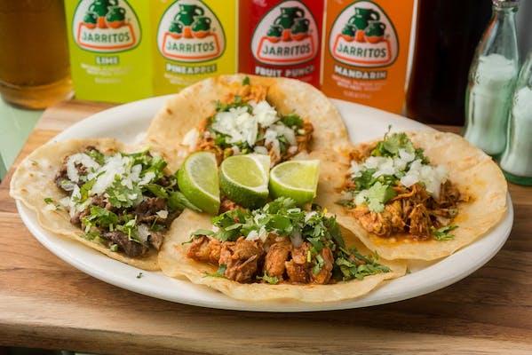 (#8) Tacos Combination