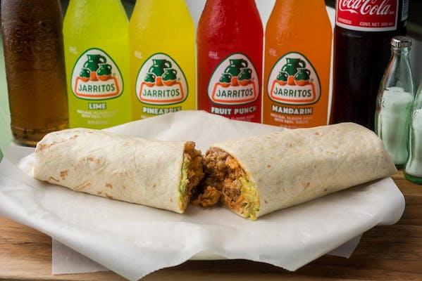 (#11) Burrito Combination