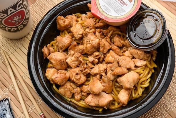Yakisoba Noodle Bowl