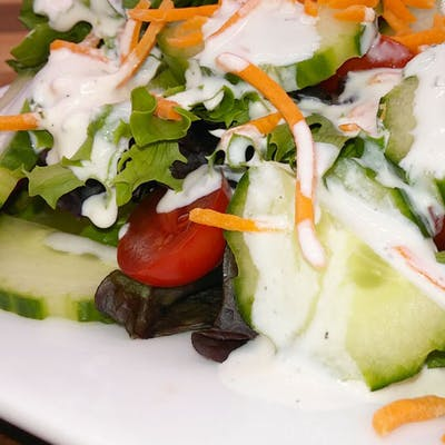 House Salad w/ Ranch