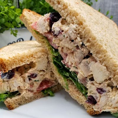 Victor's Chicken Salad Sandwich