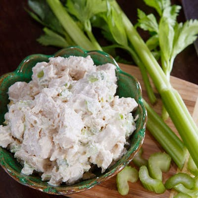 White-Meat Chicken Salad