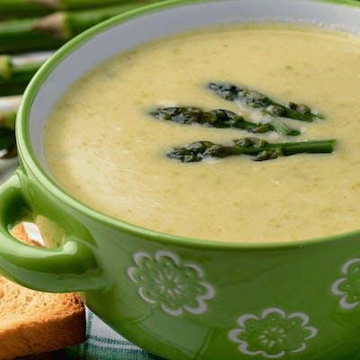 Cream of Aspargus