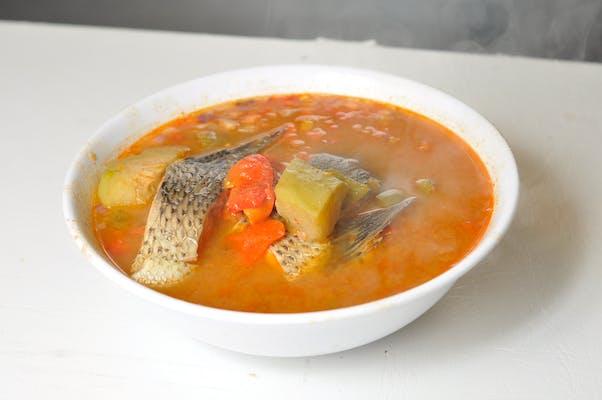 Bass Soup