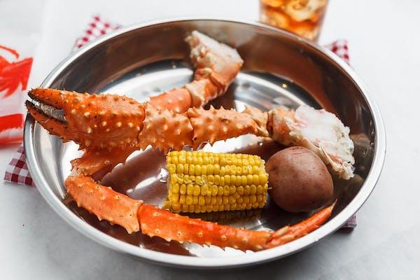 Dinner Boiled Crabs