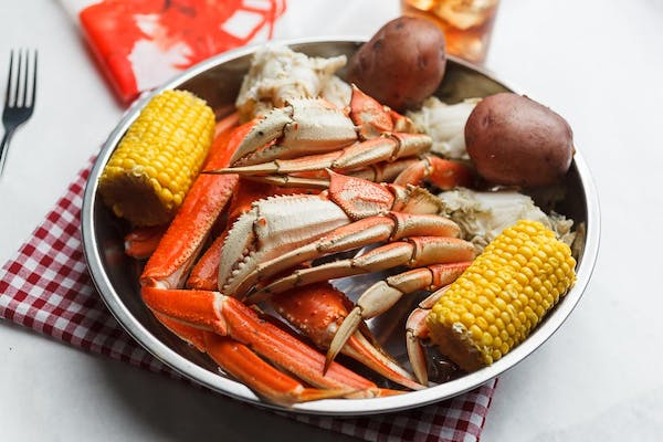 Dinner Boiled Seafood Combo