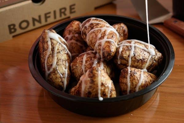 Cinnamon Swirl Bites