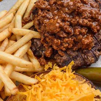 Burger - El Pat'io