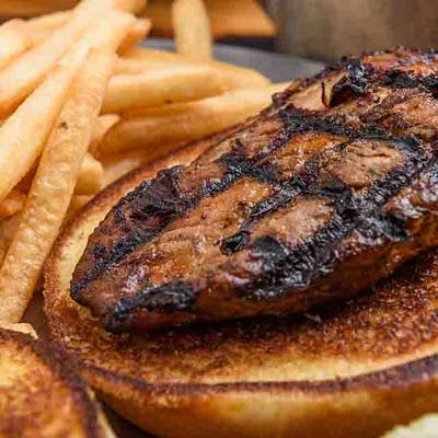 Cajun BBQ Grilled Chicken Sandwich