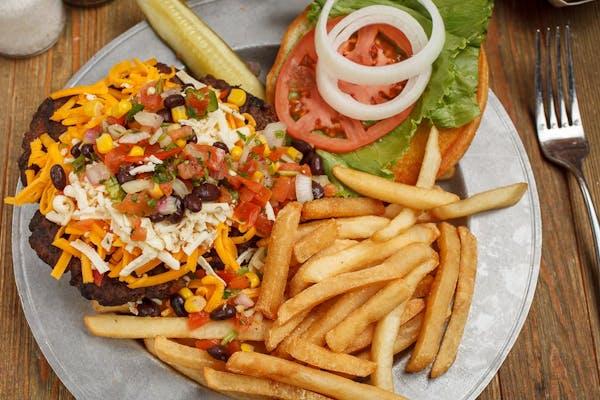 Burger - Sante Fe Pat'i