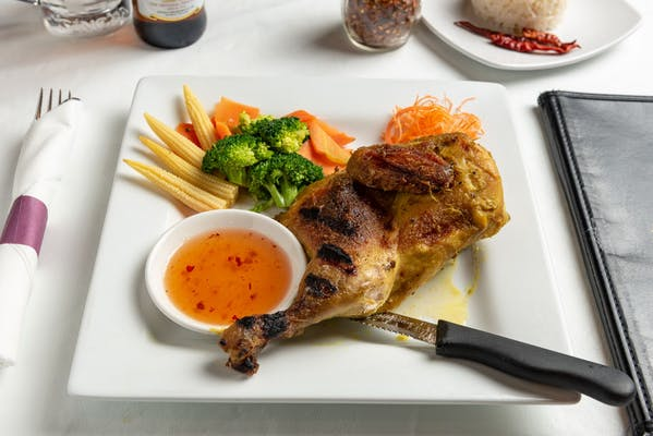 Thai BBQ Chicken